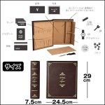 画像5: 本型シークレットボックス(本型シークレットボックス,鍵付貴重品入れ,人気洋書型秘密の小物入れ,おすすめシークレットボックス,隠し小物入) (5)
