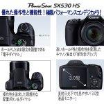 画像9: キヤノンPowerShot SX530 HS[豪華4点セット] (9)