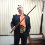 画像2: 木刀-BOKUTOU-ツバ付き (2)