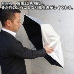 画像7: 銀行員の日傘NEW/長傘Ver. (7)