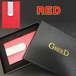 画像3: GREEDカード収納付きマネークリップ (3)