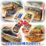 画像7: さかなグルメ缶4種 計24缶セット (7)