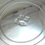 画像5: 銀製おりん3.5寸(錀台付き) (5)