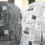 画像2: RINGS NEWSPAPERロングTシャツ (2)