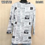画像5: RINGS NEWSPAPERロングTシャツ (5)