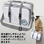 画像5: ゆるキャン△リンちゃんのサイドバッグ(単品) (5)