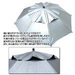 画像2: 日差しさえぎる「かぶる傘」 (2)