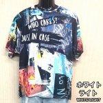 画像2: RINGSグラフィカルBIGTシャツ (2)
