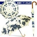 画像6: 晴雨兼用傘「UV百花涼藍」 (6)