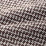 画像3: mij(エムアイジェイ)日本製暖か千鳥格子ハイネックシャツ2色組 (3)