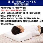 画像6: いびき周波数キャッチ低反発枕「シュベ スマートセンス」 (6)