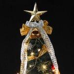 画像5: クリスマスツリー「折り畳みデコレーションツリー180cm/エレガント」 (5)