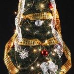 画像6: クリスマスツリー「折り畳みデコレーションツリー180cm/エレガント」 (6)