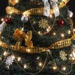 画像7: クリスマスツリー「折り畳みデコレーションツリー180cm/エレガント」 (7)