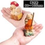 画像5: 猫buddha(ニャンブッダ)「猫福神/ねこふくじん」七福神セット (5)