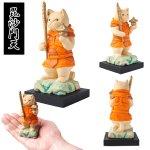 画像15: 猫buddha(ニャンブッダ)「猫福神/ねこふくじん」七福神セット (15)
