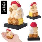 画像7: 猫buddha(ニャンブッダ)「猫福神/ねこふくじん」七福神セット (7)