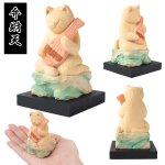 画像13: 猫buddha(ニャンブッダ)「猫福神/ねこふくじん」七福神セット (13)