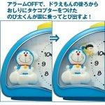 画像2: のび太が飛び出すアイムドラえもん目覚し時計 (2)
