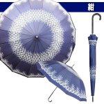 画像5: 16本骨レディースJUMP和傘「切子-KIRIKO-」 (5)