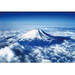 画像2: ジグソー日本の風景「富士山〜空撮〜」フレームセット(1000P) (2)