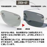 画像6: renomaレノマ超軽量  調光・偏光サングラス (6)