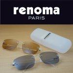 画像3: renomaレノマ超軽量  調光・偏光サングラス (3)