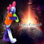 画像6: KokopelliGalavy「ココペリギャラクシー」 (幸運を運ぶ妖精,インディアンの精霊,開運祈願,金運UP祈願,お守り,人形,ストラップ) (6)