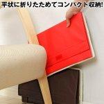 画像5: マルチジョイントスタッキングボックス3個(積み重ね,ラック,フロント開口,スタッキング家具,カラフル収納ボックス,折りたためる) (5)