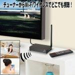 画像2: 送料無料10インチタブレット+フルセグWi-Fiボックスセット「TV TABLET SET」 (テレビ,防水,お風呂,インターネット,動画) (2)