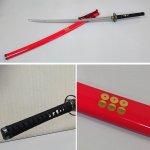 画像4: 模擬刀「真田幸村大刀赤拵」 (4)