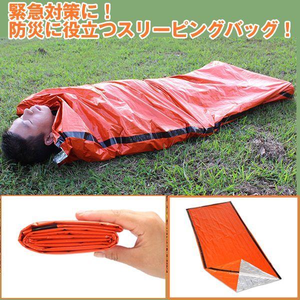 画像1: 緊急用 どこでも寝るんだ (1)